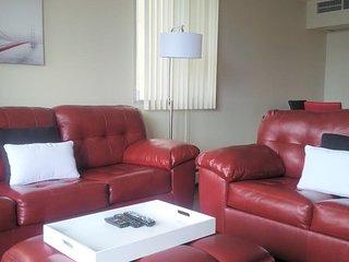 Fastlane Suites on 5 av SW #1605- 2 bedroom - Calgary vacation rentals