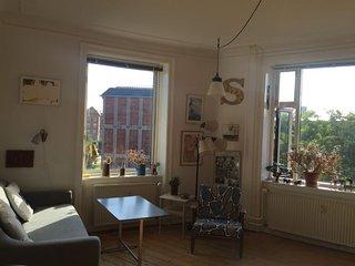 Lovely Copenhagen apartment with artistic decor - Copenhagen vacation rentals