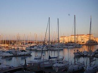 Vue imprenable sur le port de Frontignan - Mer 50m - Frontignan vacation rentals