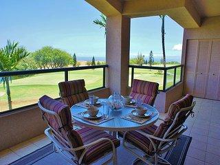 Waikoloa Fairways 2 Bedroom Beauty with Ocean and Golf Course Views-WF A203 - Waikoloa vacation rentals