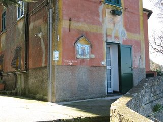Al's Pied à Terre - in S.Rocco, Portofino Park. - Camogli vacation rentals