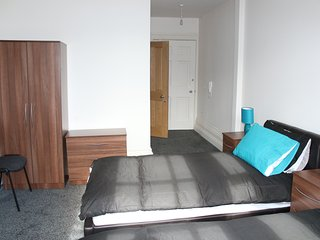 Private City Centre Luxury En-Suite - ROOM 2 - Leicester vacation rentals