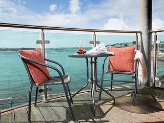 Sea Front Marina Apartment on Pembrokeshire Coast - Milford Haven vacation rentals