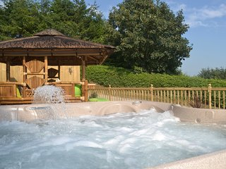 Lovely Bungalow with Internet Access and Hot Tub - Llanyre vacation rentals
