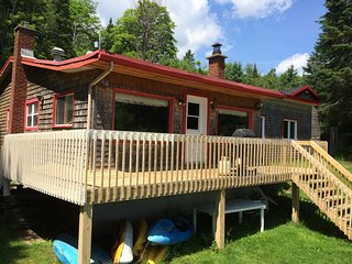 Cottage Rendez-vous-on-the-Lake - Mont Tremblant vacation rentals