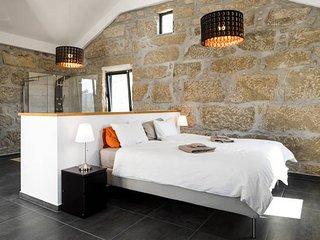Nieuw! Ruime slaapkamer in gerenoveerd landhuis - Tondela vacation rentals