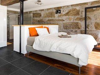 Nieuw! Gerenoveerd landhuis, comfortabele slaapkmr - Tondela vacation rentals