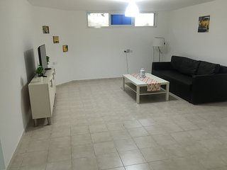 Great 900 SF apartment with garden and big salon - Ashdod vacation rentals