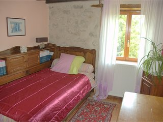 Mas Le Sague Main House Bedroom 3 - Saint-Laurent-de-Cerdans vacation rentals