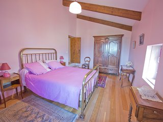 Mas Le Sague Main House Bedroom 1 B & B - Saint-Laurent-de-Cerdans vacation rentals