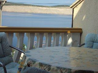Quiet location overlooking the sea - Jadranovo vacation rentals