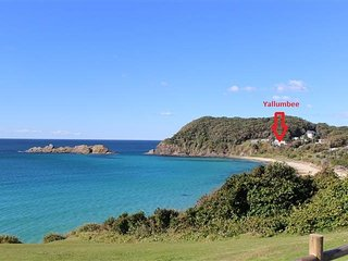 YALLUMBEE   -   53 Kinka Road Seal Rocks - Seal Rocks vacation rentals
