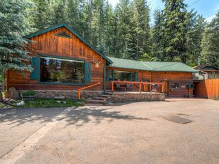 Colorado Bear Creek Mountain Home - Evergreen vacation rentals