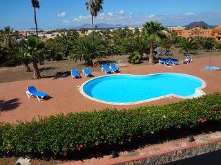 2bedroom apartment, quiet, central, 3 pools wifi - Corralejo vacation rentals