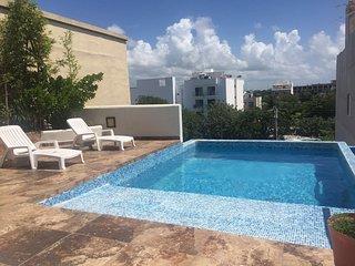 3BR PH just a few steps from La Quinta - Playa del Carmen vacation rentals