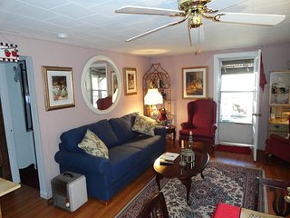 Beautiful Victorian Cabin overlooking the Property - Franklin vacation rentals