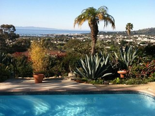 Santa Barbara Ocean/Islands View Suite. Pkg/Pool - Santa Barbara vacation rentals