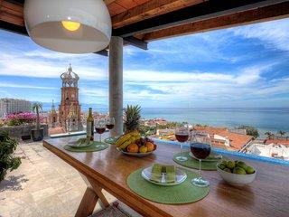 1 bedroom Condo with Elevator Access in Puerto Vallarta - Puerto Vallarta vacation rentals