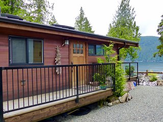 #111 Tiltin' Hilton /1BR /Ocean View /Pet Friendly - Port Renfrew vacation rentals