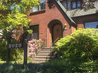 A Tudor style single family home is available - Seattle vacation rentals
