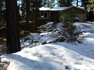 Beautiful Tahoe home in quiet, Mountain view - Stateline vacation rentals