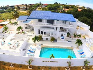 VILLA CRISTAL (Especially for Groups 14-28 pers.) - Willemstad vacation rentals
