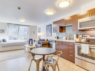 Modern, well-appointed condo near Lake Union & Space Needle - dogs OK! - Seattle vacation rentals