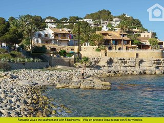 5 bedroom Villa with Internet Access in Moraira - Moraira vacation rentals