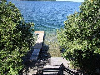 Lisa's Cottages Grey Log (#1104) - Spring Bay vacation rentals