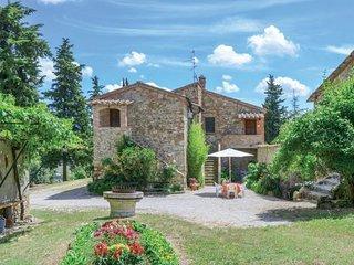 4 bedroom Villa in Castelnuovo Val di Cecina, San Gimignano / Volterra, Italy : ref 2239393 - Montecastelli Pisano vacation rentals