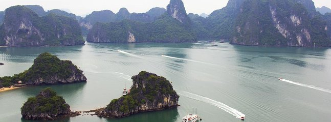 6 hours Halong Bay day tour - Haiphong vacation rentals