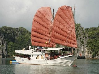 2 Days Halong Bay on PRIVATE BOAT for two persons - Haiphong vacation rentals