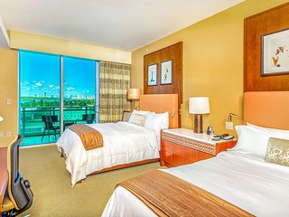 The Bella Vista- 2 bedrooms + 2.5 bathrooms - Bal Harbour vacation rentals