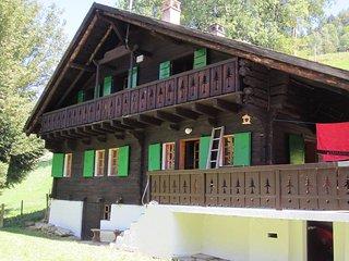 Beautiful 18th century Swiss chalet - Val-d'Illiez vacation rentals