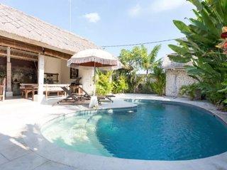 Very Nice quiet 3 BR villa & pool in Batu Bolong - Canggu vacation rentals