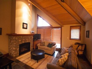Montebello #58 - Luxury Whistler Townhome with private hot tub - Whistler vacation rentals