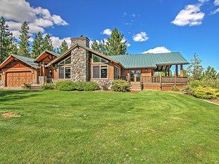 NEW! 3BR La Pine Executive Style Home w/Views! - La Pine vacation rentals