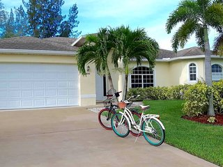 Beach Parkway Escape - Stunning4 Bedroom Pool Home - Cape Coral vacation rentals