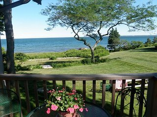 2BR Cottage by the Sea in Woods Hole – Private Beach, Near Falmouth - Woods Hole vacation rentals