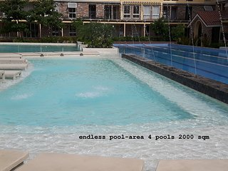 Brandnew luxury 2-BR condo seaside next to SM Mall - Cebu City vacation rentals