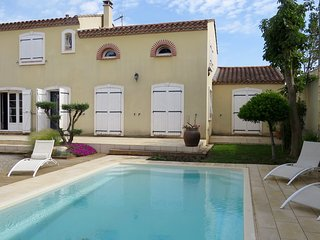 Villa Lúnasa with private pool near Narbonne - Salles d'Aude vacation rentals