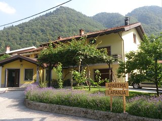 4 bedroom Apartment with Internet Access in Tolmin - Tolmin vacation rentals