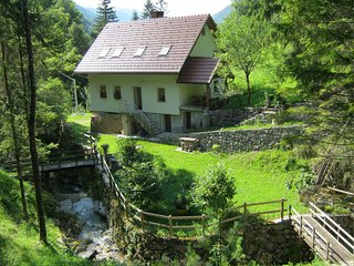 Comfortable 4 bedroom Tolmin House with Internet Access - Tolmin vacation rentals