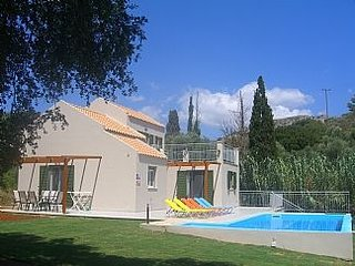 Villa Legarda - a secluded villa with private pool - Skala vacation rentals