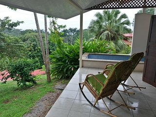 Casa Serena: your serene terrace on the tropics - Uvita vacation rentals