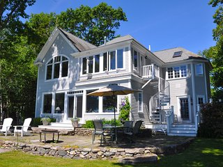 Dramatic Oceanfront Home on Casco Bay - Freeport vacation rentals