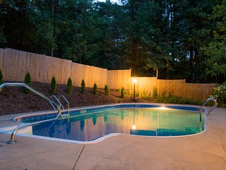 Private | Pool & Hot Tub | Pillow Top/Memory Foam - Asheville vacation rentals