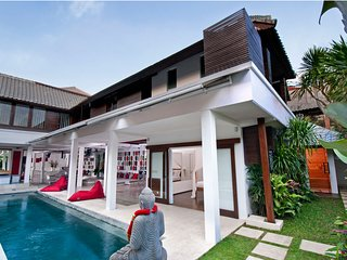 LUXURY 5 BDR Villa In Central SEMINYAK! - Seminyak vacation rentals