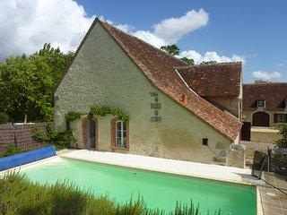 Loches (près) Charmante maison dans dependances de chateau - Clion vacation rentals