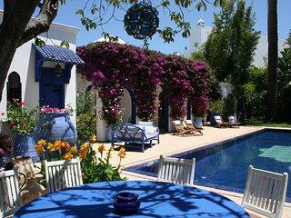 Maison avec jardin au centre ville de Tanger - Tangier vacation rentals